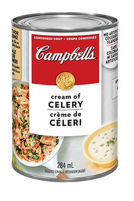CAMPBELL'S® Condensed Cream of Celery Soup