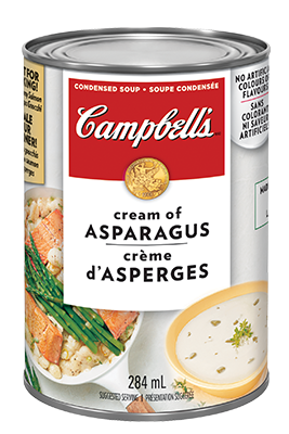 CAMPBELL'S® Condensed Cream of Asparagus Soup