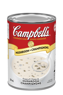 CAMPBELL'S® Condensed Cream of Mushroom Soup