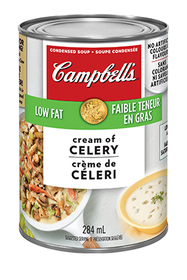 CAMPBELL'S® Condensed Low Fat Cream of Celery Soup