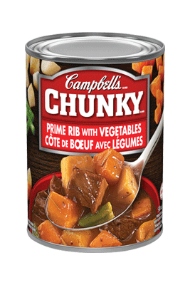 Campbell's® Chunky® Prime Rib with Vegetable