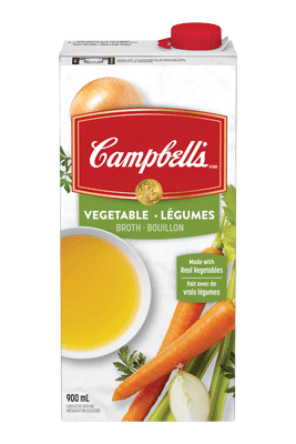 CAMPBELL'S® Ready to Use Vegetable Broth