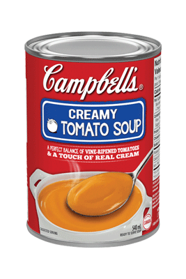 CAMPBELL'S® Ready to Serve Creamy Tomato Soup