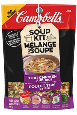 CAMPBELL'S® Soup Kit - Thai Chicken and Rice