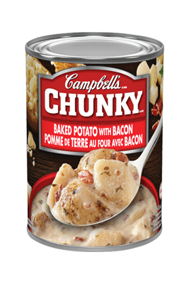 Campbell's® Chunky® Baked Potato with Bacon