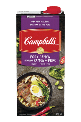 CAMPBELL'S® Ready to Use Pork Ramen Broth