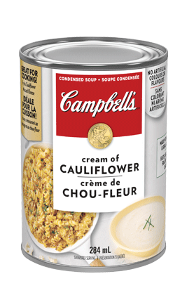 Campbell's® Condensed Cream of Cauliflower Soup