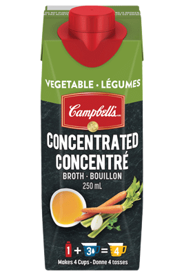 Campbell's® Concentrated Vegetable Broth