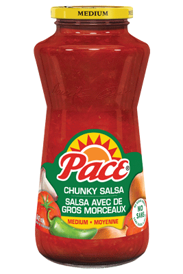 PACE® Chunky Medium Salsa