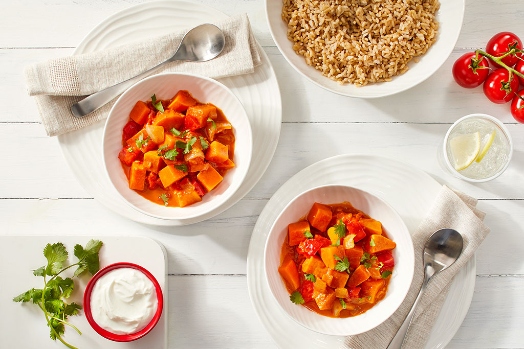 Hearty Sweet Potato Curry