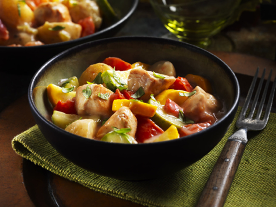 Weeknight Chicken Skillet