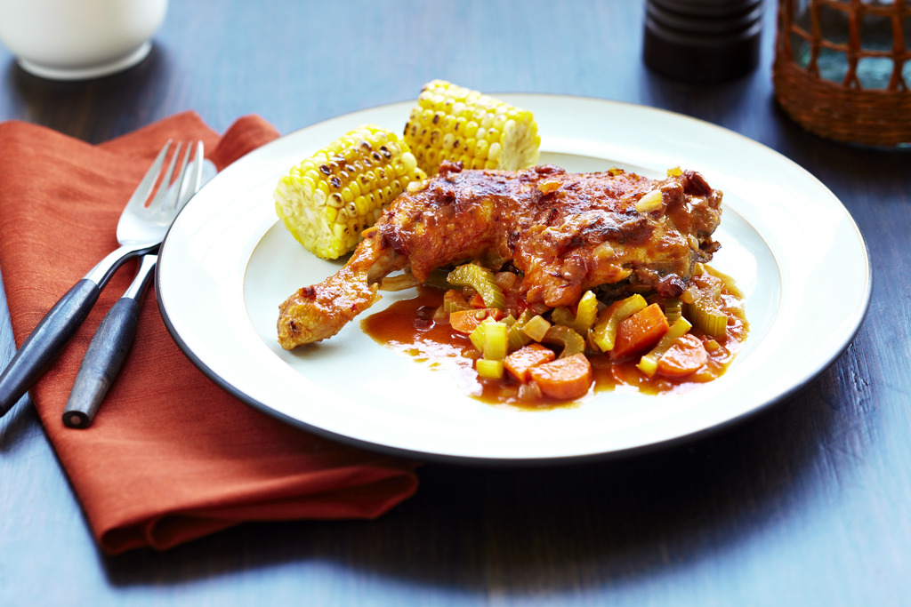 Smokey Chipotle Braised Chicken