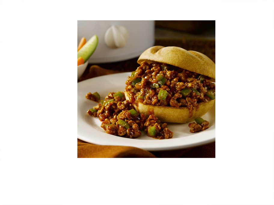 Sloppy Joes à la dinde