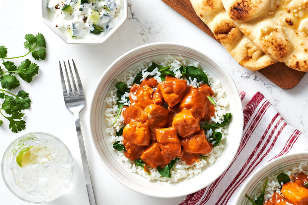 Easy Low-Sodium Butter Chicken