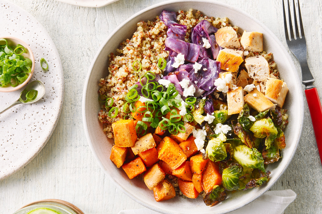 Harvest Quinoa Bowl