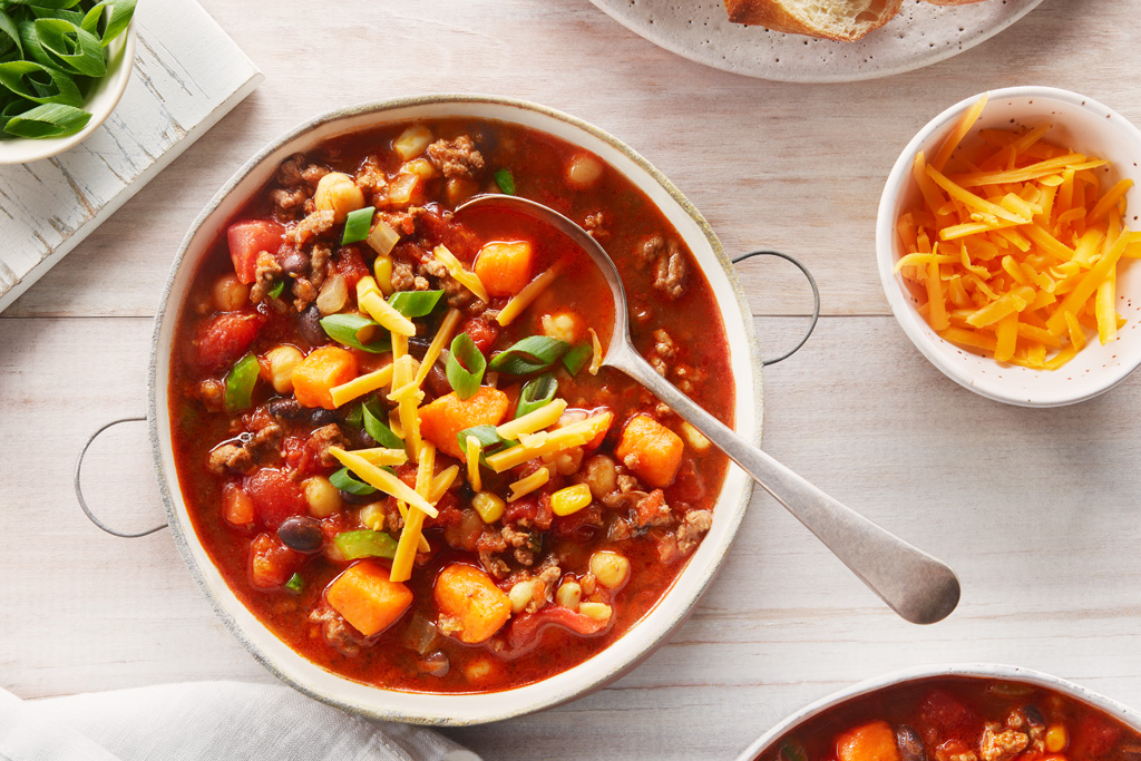 The Ultimate Chicken Chili
