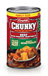 (19 ounces) Campbell's® Chunky™ Beef with Country Vegetables Soup