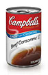 (10 1/2 ounces) Campbell's® Condensed Beef Consomme