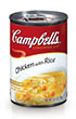 Campbell's® Condensed Chicken with Rice Soup