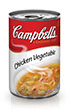 Campbell's® Condensed Chicken Vegetable Soup