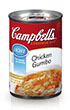 (10 3/4 ounces  each ) Campbell's® Condensed Chicken Gumbo Soup