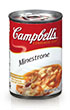 Campbell's® Condensed Minestrone Soup