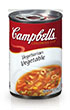 Campbell's® Condensed Vegetarian Vegetable Soup