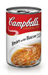 (11 1/4 ounces) Campbell's® Condensed Bean with Bacon Soup