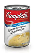 (10 3/4 ounces) Campbell's® Condensed Cream of Chicken and Mushroom Soup