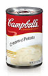 (10 1/2 ounces) Campbell's® Condensed Cream of Potato Soup