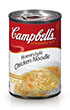 (10 1/2 ounces) Campbell's® Condensed Homestyle Chicken Noodle Soup