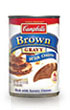 (10 1/2 ounces <strong>each</strong>) Campbell's® Brown Gravy with Onions