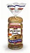 of a 21-ounce package Pepperidge Farm® 100% Whole Wheat Bagels(1 bagel), split and toasted