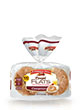 Pepperidge Farm® Cinnamon Bagel Flats Thin Bagels, split and toasted