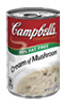 (10 1/2 ounces) Campbell's® Condensed 98% Fat Free Cream of Mushroom Soup
