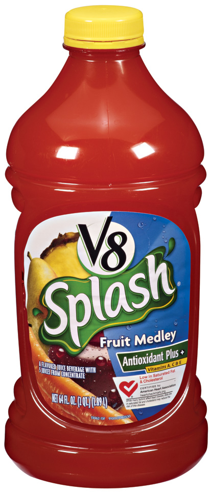 V8 Splash® Fruit Medley
