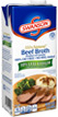 Swanson® 50% Less Sodium Beef Broth