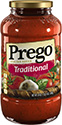 (24 ounces) Prego® Traditional Italian Sauce