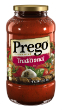 (45 ounces) Prego® Traditional Italian Sauce<strong> or two</strong> jars (24 ounces <strong>each</strong>) Prego® Three Cheese Italian Sauce