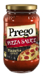 Prego® Pizzeria Style Pizza Sauce, warmed