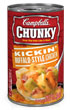 (18.8 ounces) Campbell's® Chunky TM Campbell's® Chunky™ Kickin' Buffalo-Style Chicken Soup