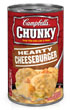 (18.8 ounces) Campbell's® Chunky™ Hearty Cheeseburger Soup
