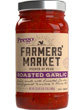 (23.5 ounces) Prego® Farmers' Market Roasted Garlic Sauce