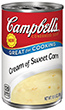 (10 1/2 ounces) Campbell's® Condensed Cream of Sweet Corn Soup