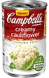 (10 1/2 ounces) Campbell's® Creamy Cauliflower Cooking Soup