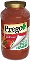 (24 ounces <strong>each</strong>) Prego®+ Hidden Super Veggies Traditional Italian Sauce