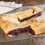 Rustic Cherry Pie