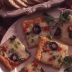 White Pizza Appetizers