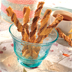 Sugar & Spice Pastry Straws