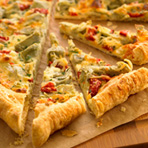 Artichoke & Cheese Tarts